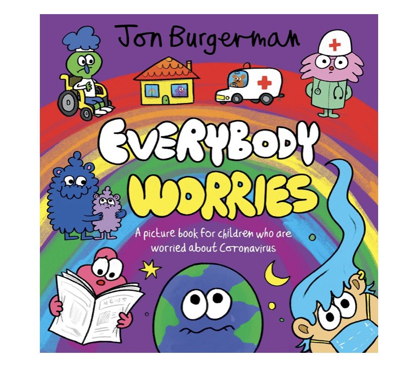 Everybody worries – a picture book for children who are worried ...